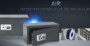 Coffre-fort Air Chubbsafes