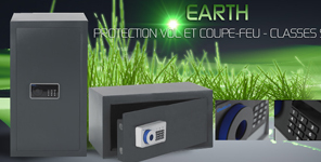 Coffre-fort Earth Chubbsafes
