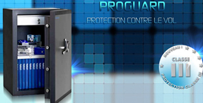Coffre-fort Proguard Chubbsafes