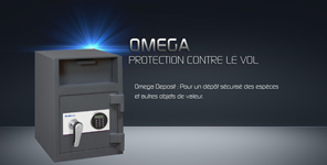 Omega Deposit Chubbsafes