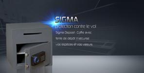 Sigma Deposit Chubbsafes